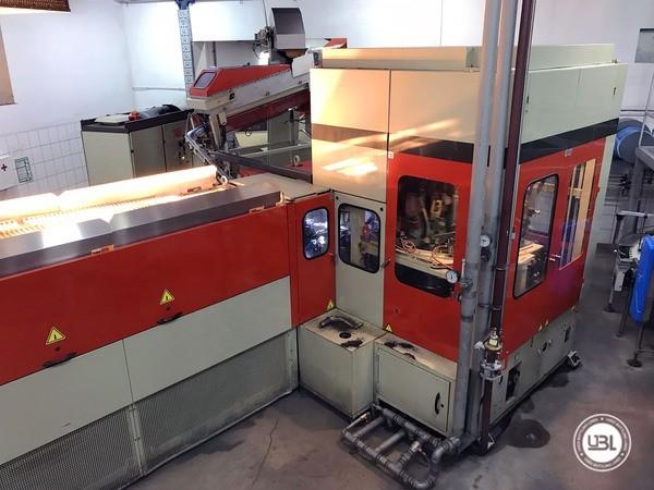 Used Blow Molding Machine Sidel SBO10/14 - 4