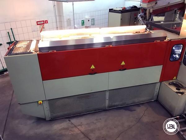 Used Blow Molding Machine Sidel SBO10/14 - 5