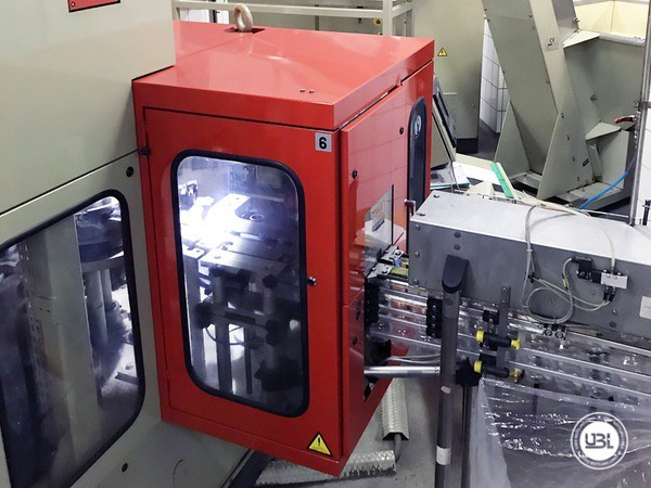 Used Blow Molding Machine Sidel SBO10/14 - 7