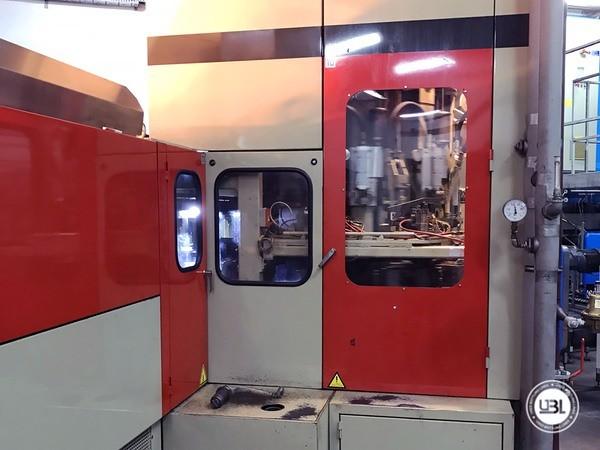 Used Blow Molding Machine Sidel SBO10/14 - 8