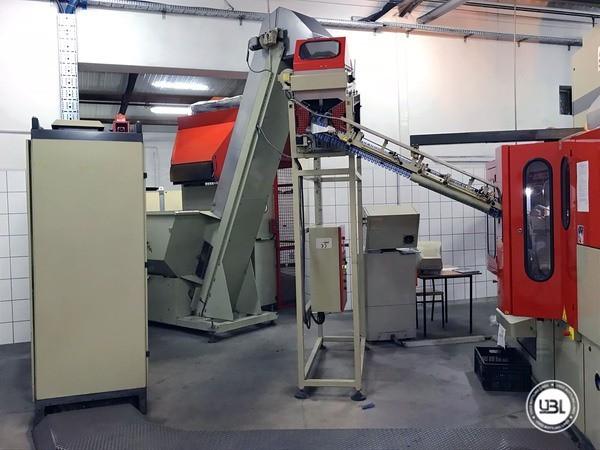 Used Blow Molding Machine Sidel SBO10/14 - 9