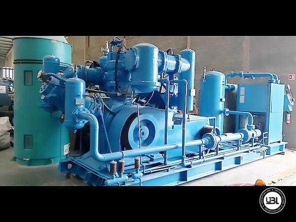 Used Compressor BELLISS & MORCOM WH40 H3N - 1