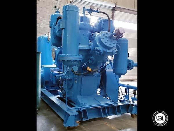 Used Compressor BELLISS & MORCOM WH40 H3N - 10