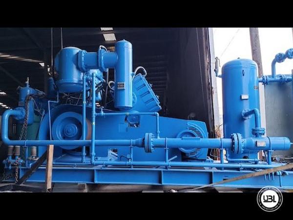Used Compressor BELLISS & MORCOM WH40 H3N - 2