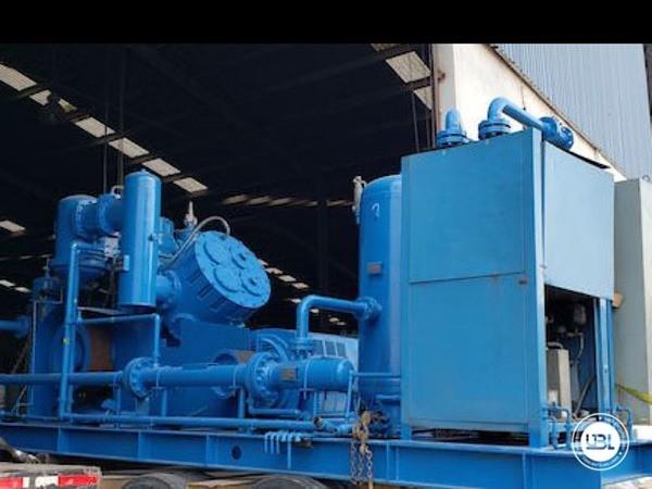 Used Compressor BELLISS & MORCOM WH40 H3N - 3