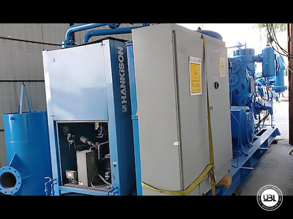 Used Compressor BELLISS & MORCOM WH40 H3N - 4