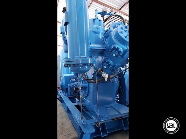 Used Compressor BELLISS & MORCOM WH40 H3N - 5