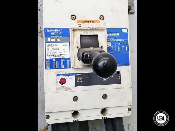 Used Compressor BELLISS & MORCOM WH40 H3N - 6