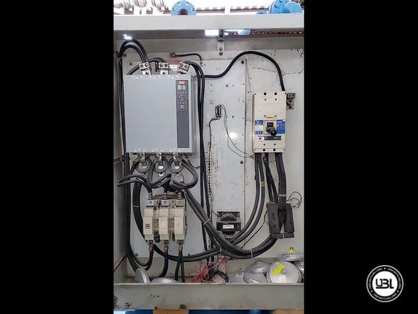 Used Compressor BELLISS & MORCOM WH40 H3N - 8