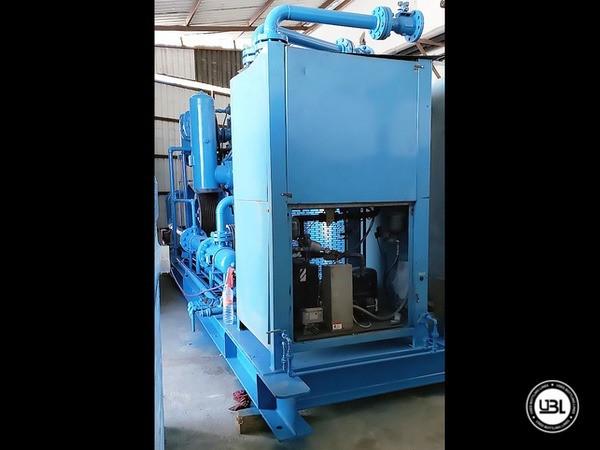 Used Compressor BELLISS & MORCOM WH40 H3N - 9
