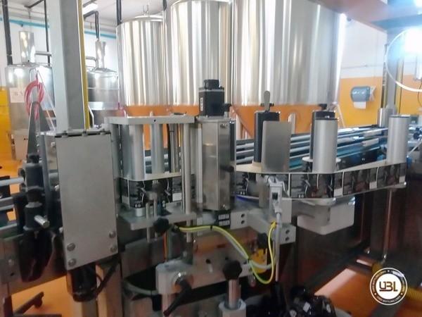 Used Filling Monoblock / Labeler Axtra L-SA1 — L-LV5 — L-C1-CW - 3