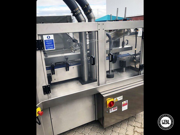 Used Bottle Washer Dryer Cames VDT/4 - 3