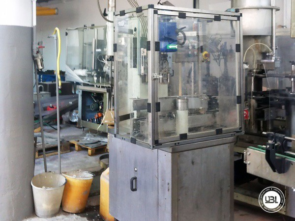 Used Capping Machine Bertolaso ALFA 110 - 1