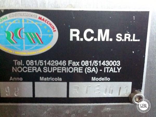 Used Filling Machine RCM RTE 16/1 - 3