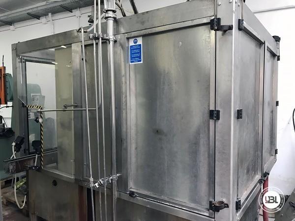 Used Filling Machine Alfatek 28 VAL ISO INNOVAZIONE - 3