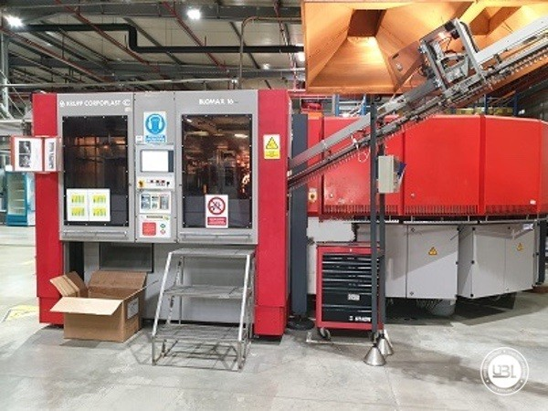 Used Isobaric Complete PET Line for Soft Drinks, Sparkling Water 16000 bph - 1