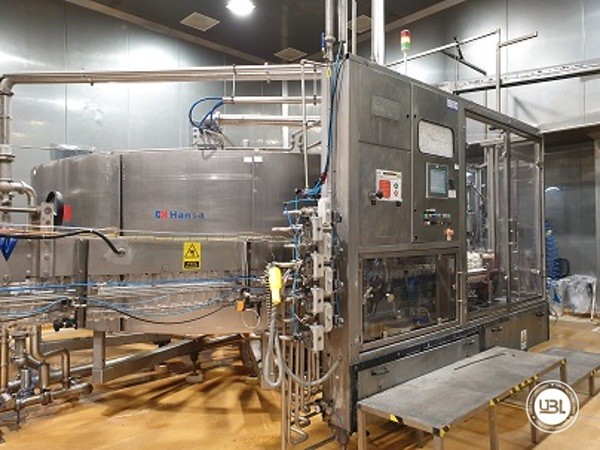 Used Isobaric Complete PET Line for Soft Drinks, Sparkling Water 16000 bph - 2
