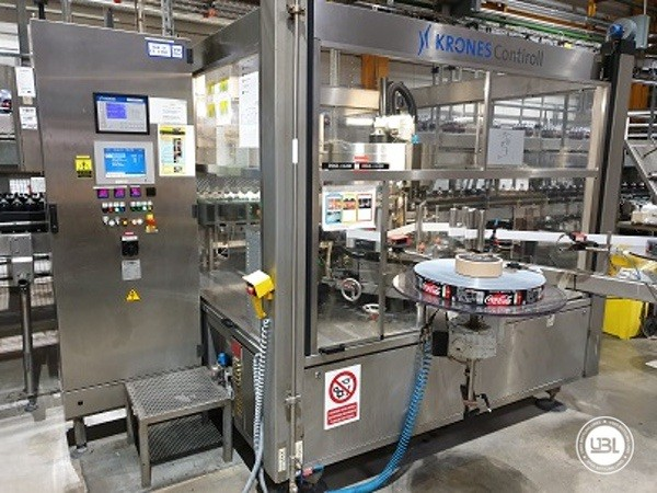 Used Isobaric Complete PET Line for Soft Drinks, Sparkling Water 16000 bph - 3