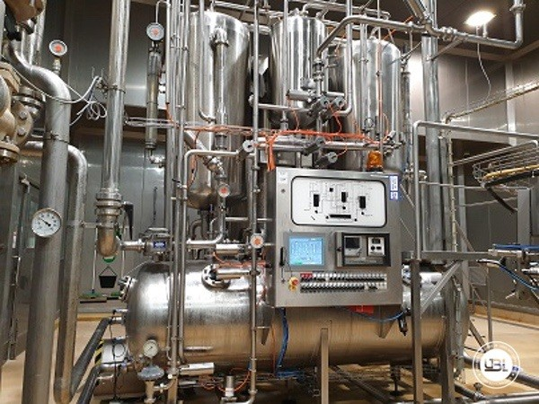 Used Isobaric Complete PET Line for Soft Drinks, Sparkling Water 16000 bph - 4