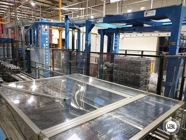 Used Isobaric Complete PET Line for Soft Drinks, Sparkling Water 16000 bph - 5