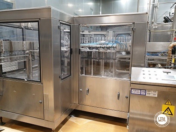Used Isobaric Complete PET Line for Soft Drinks, Sparkling Water 16000 bph - 6