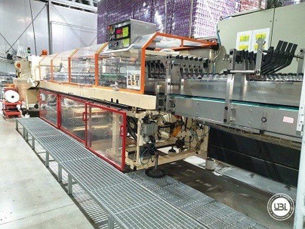 Used Isobaric Complete PET Line for Soft Drinks, Sparkling Water 16000 bph - 7