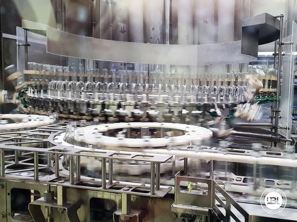 Used rinsing machine Krones Modulejet 30000 bph year 2016 - 3