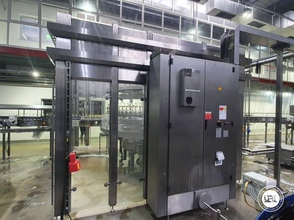 Used rinsing machine Krones Modulejet 30000 bph year 2016 - 6