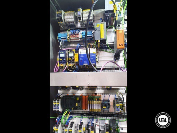 Used rinsing machine Krones Modulejet 30000 bph year 2016 - 7