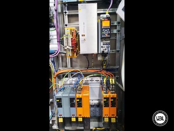 Used rinsing machine Krones Modulejet 30000 bph year 2016 - 9