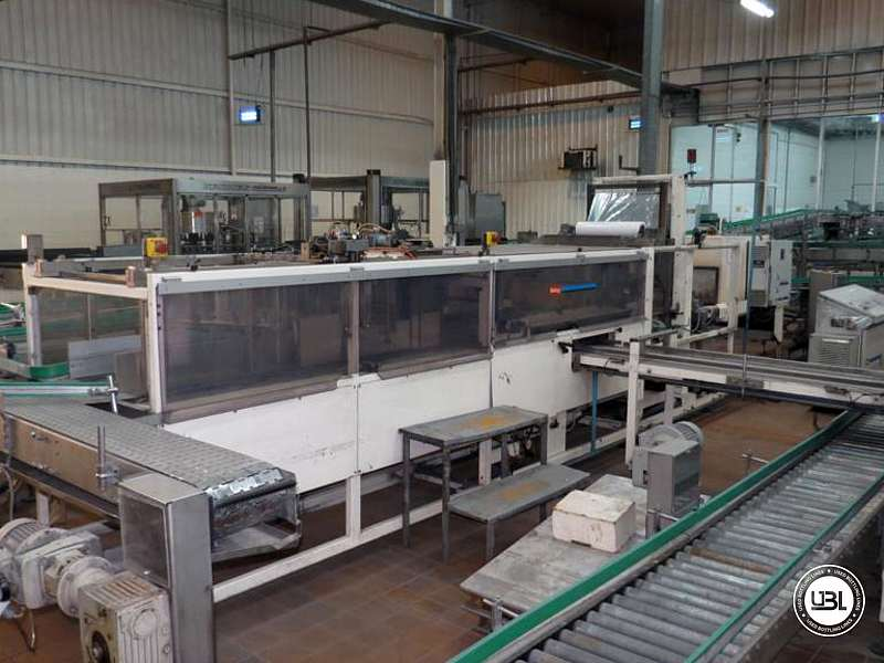 Used Complete Can Line for Soft Drinks 6000 cph - 40