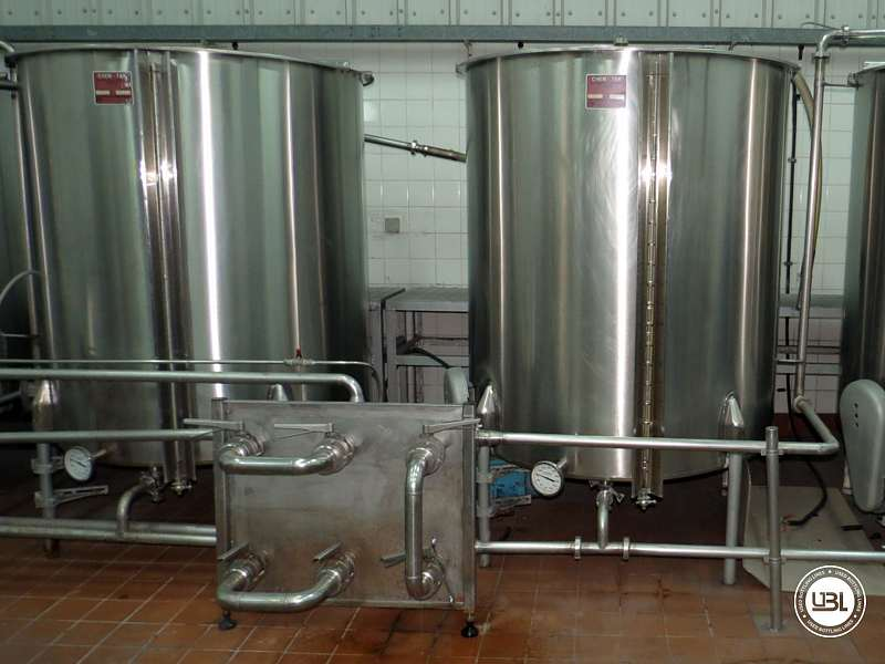 Used Complete Can Line for Soft Drinks 6000 cph - 2