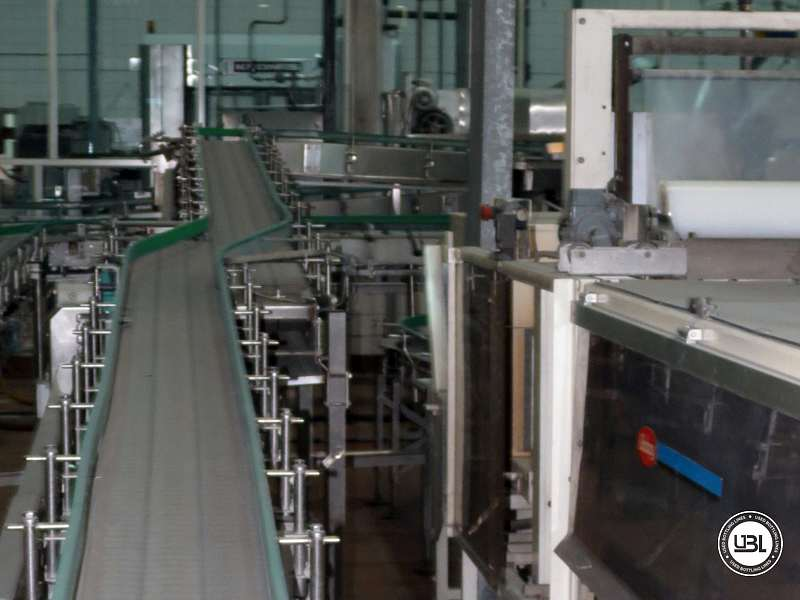 Used Complete Can Line for Soft Drinks 6000 cph - 5