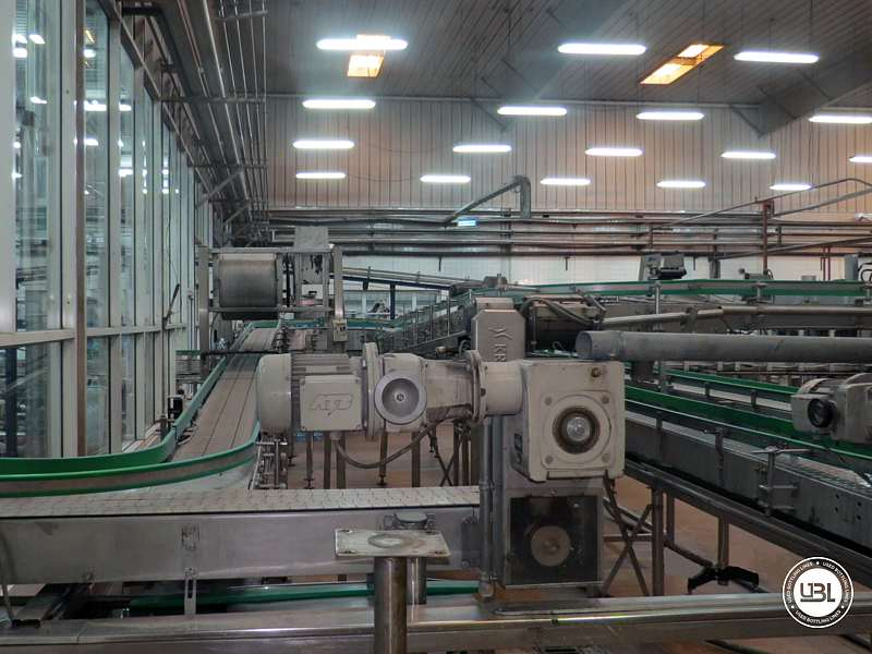 Used Complete Can Line for Soft Drinks 6000 cph - 6