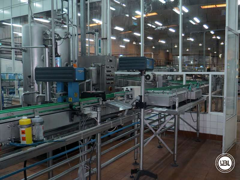 Used Complete Can Line for Soft Drinks 6000 cph - 7