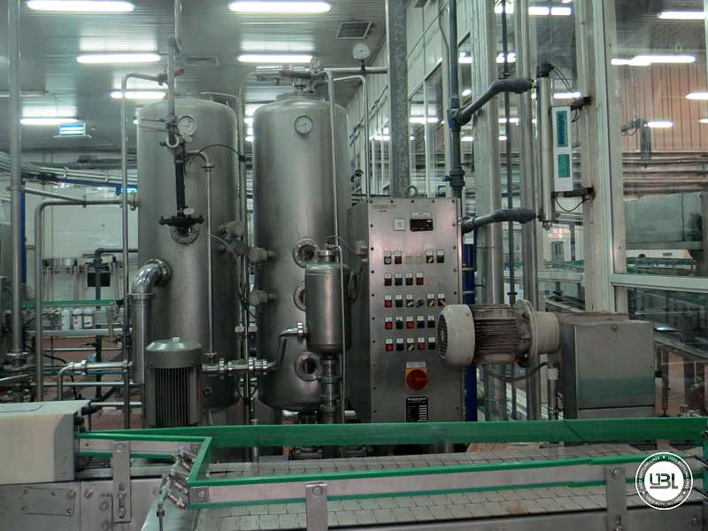 Used Complete Can Line for Soft Drinks 6000 cph - 39