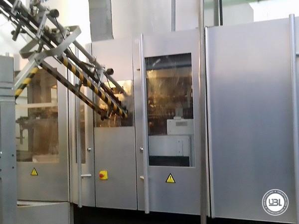 Used Blow Molding Machine Sidel SBO Universal 14/14 - 4