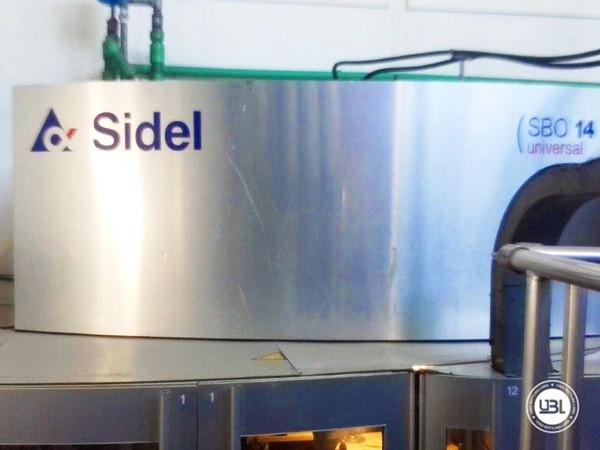 Used Blow Molding Machine Sidel SBO Universal 14/14 - 0