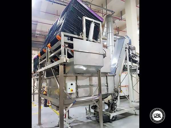 Used Blow Molding Machine SIG BLOMAX 16 GEN III - 8