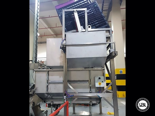 Used Blow Molding Machine SIG BLOMAX 16 GEN III - 7