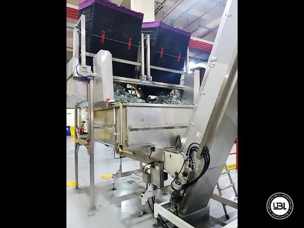 Used Blow Molding Machine SIG BLOMAX 16 GEN III - 10