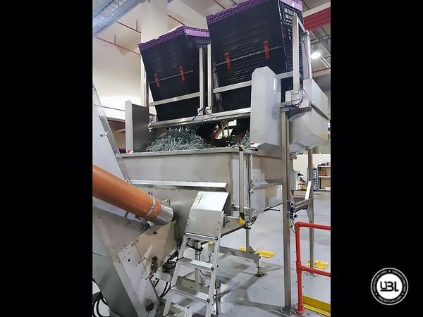 Used Blow Molding Machine SIG BLOMAX 16 GEN III - 9
