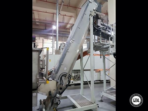 Used Blow Molding Machine SIG BLOMAX 16 GEN III - 15
