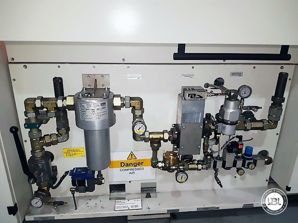 Used Blow Molding Machine SIG BLOMAX 16 GEN III - 17
