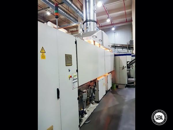 Used Blow Molding Machine SIG BLOMAX 16 GEN III - 16