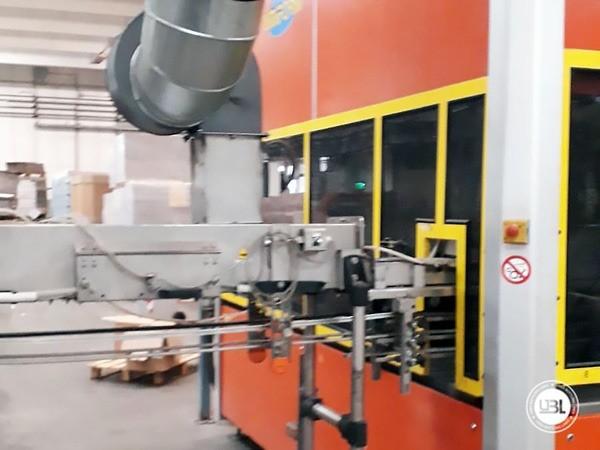 Used Blow Molding Machine SMIFORM SR14 - 2