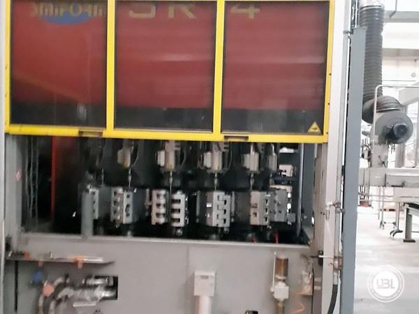 Used Blow Molding Machine SMIFORM SR14 - 4