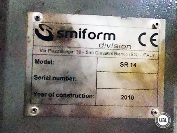 Used Blow Molding Machine SMIFORM SR14 - 5
