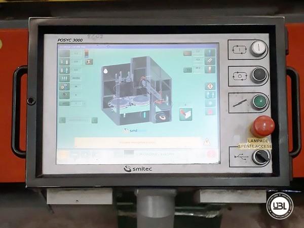 Used Blow Molding Machine SMIFORM SR14 - 7