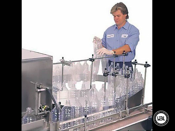 Used Complete PET Line for Water 3000 bph - 3